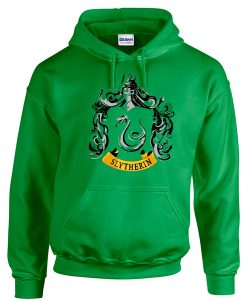 Harry Potter Slytherin Hoodie