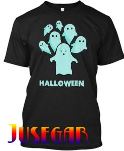 Funny Ghost Halloween T Shirt