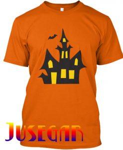 Halloween House T Shirt