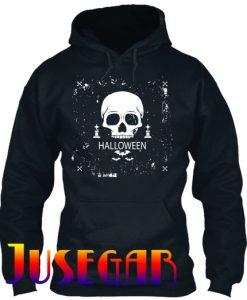 Halloween Skull Hoodie