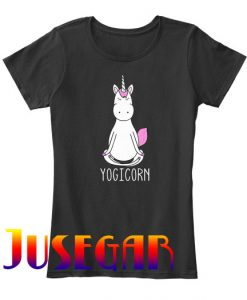 Yogicorn yoga unicorn T Shirt