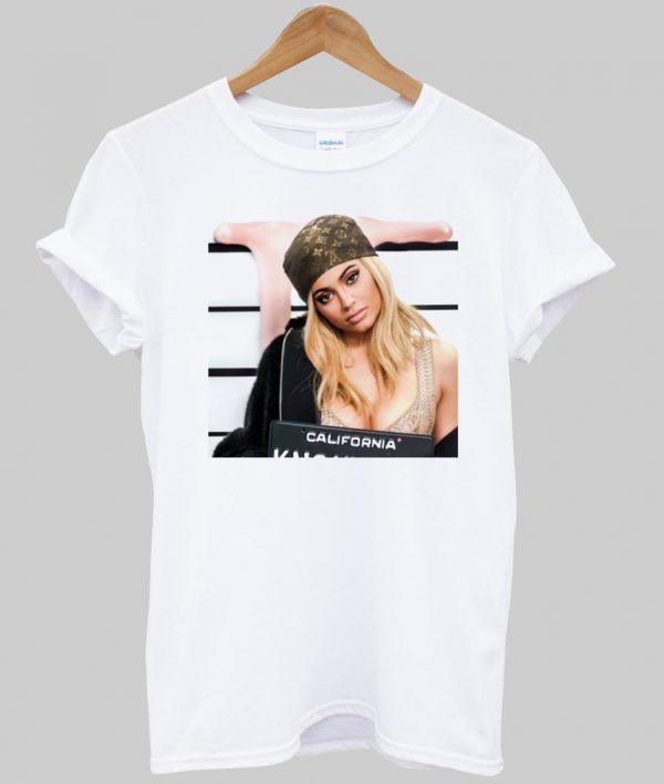 kylie jenner mugshot T Shirt