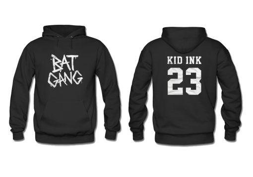 Batgang kid ink 23 Hoodie Twoside