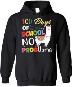 100th Day of School Blend Hoodie