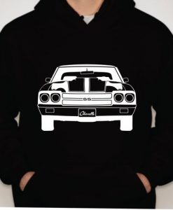 70 CHEVELLE SS HOODIE