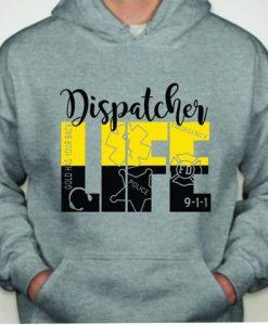 911 Dispatcher Hoodie
