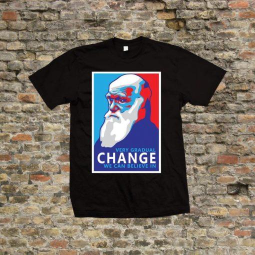 Darwin Change T Shirt