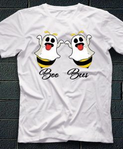 Boo Bees Couples Halloween Costume Funny T-Shirt