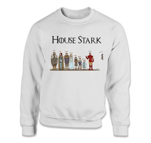House Stark sweater