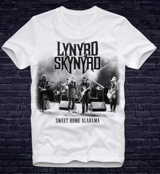 Lynyrd Skynyrd Sweet Home Alabama t shirt