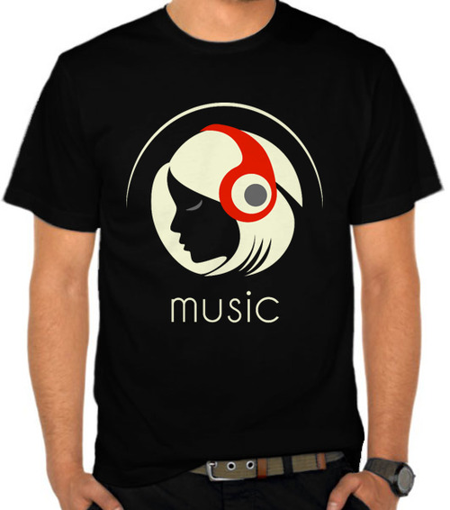 Music Woman t shirt