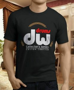 DW Drums Cymbals T-Shirt