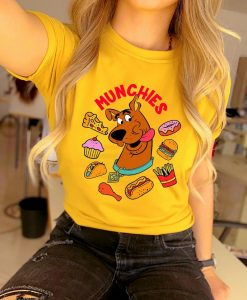 Munchies Scooby-Doo' Graphic T-Shirt