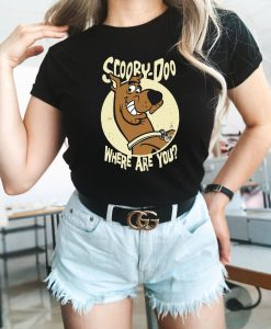 Scooby-Doo Where are you' Graphic T-Shirt